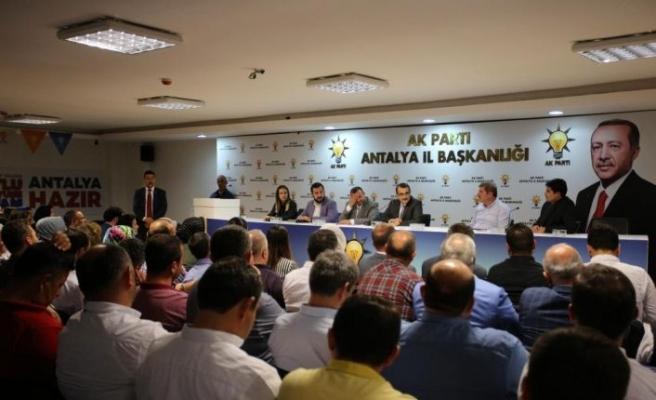 Enerjinin geleceği Antalya'da şekillenecek