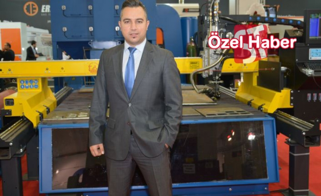 Üretim alanımız, yeni yatırımlarla gelişiyor