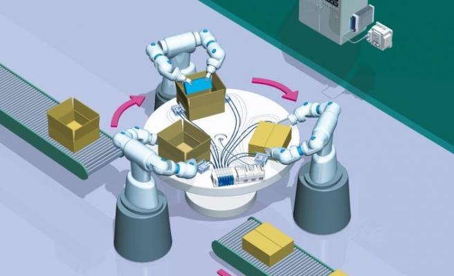 Yenilikçi kablosuz haberleşme sistemini sunuyor
