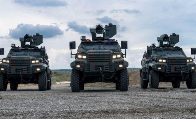 8. Uluslararası Endonezya Savunma Fuarı, başladı