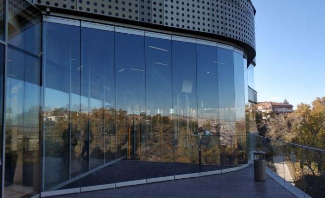 Ankara Atakule AVM'nin tericihi ACP Yapı Malzemeleri