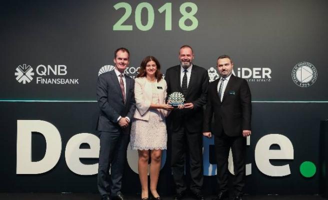Aromsa ve ISM Makine'ye en iyi yönetilen şirketler ödülü