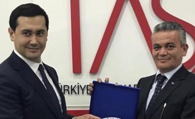Ayakkabı üreticisine Özbekistan daveti