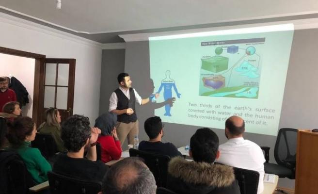 Bioart eğitim çalışmalarına devam ediyor