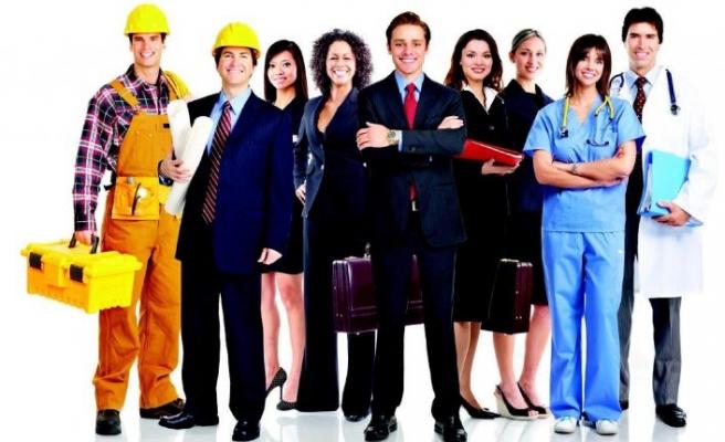 Ciroda ticaret, istihdam da hizmet sektörü