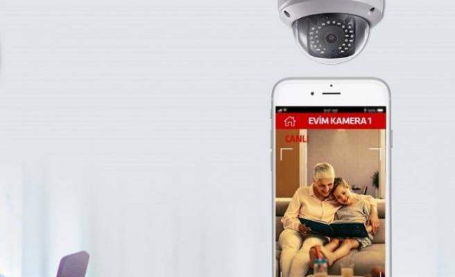 Kale Güvenlik Sistemleri yeni kameralarını sundu