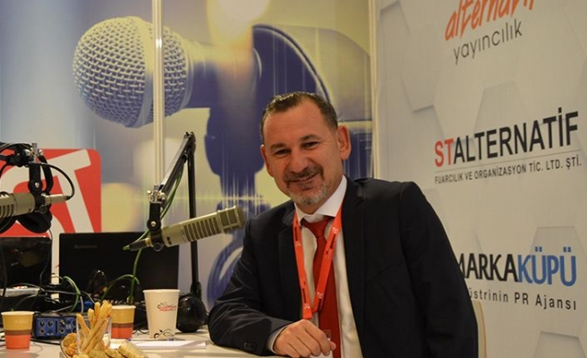 Leuze Electronic Genel Müdürü Tolga Çorman iş gündemi...