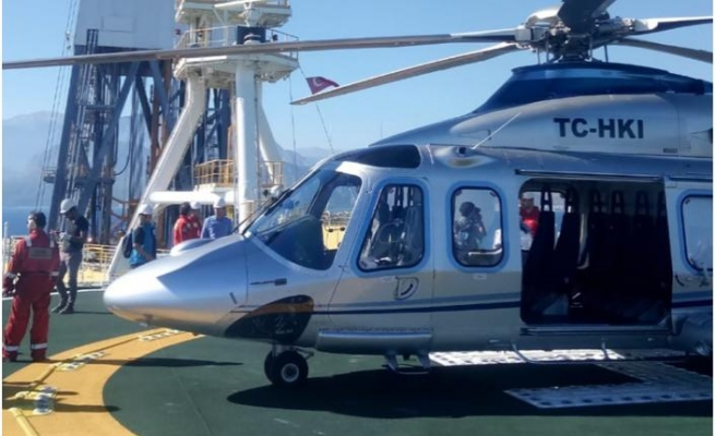 Offshore ile denizlerde enerji keşfi hızlanacak