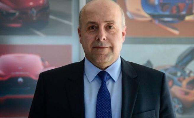 Oyak Renault Genel Müdürü Antoine Aoun'un iş gündemi…