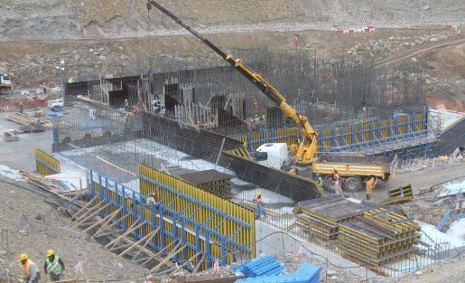 TMS Kalıp ve İskele baraj projelerine bir yenisini daha ekledi