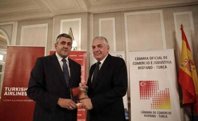 İspanya, Beko'yu 4. kez ödüllendirdi