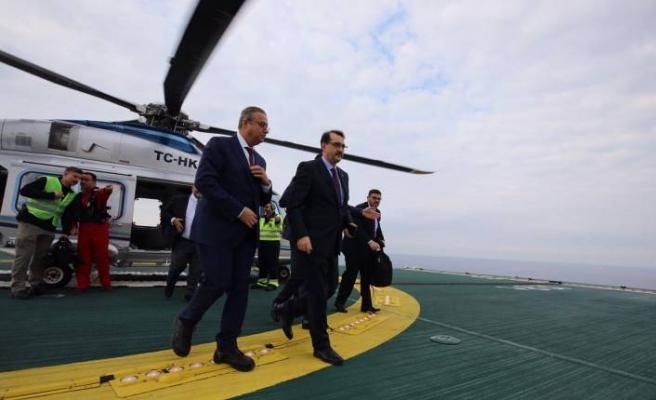 Türkiye'den yeni noktalara enerji keşfi
