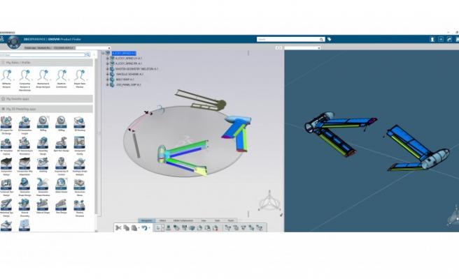 Uçak parçaları üretiminde inovasyonu artıran platform