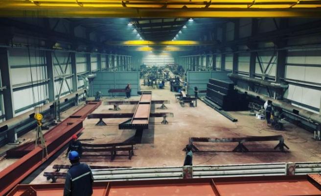 Yeni fabrika yatırımımız tamamlanıyor