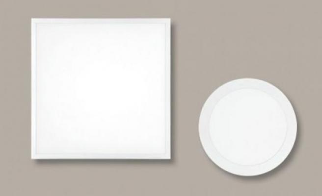 Yeni LED panel aydınlatma ürünleri