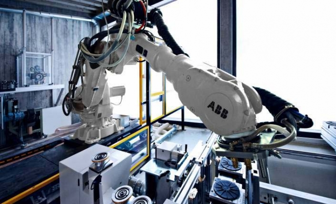 ABB'den ahşapta, robotik uygulamalar!