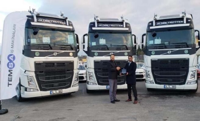 Akbulut Nakliyat, yoluna Volvo Trucks ile devam edecek
