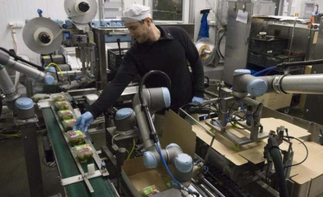 Atria, Universal Robots ile paketlemede hız kazandı