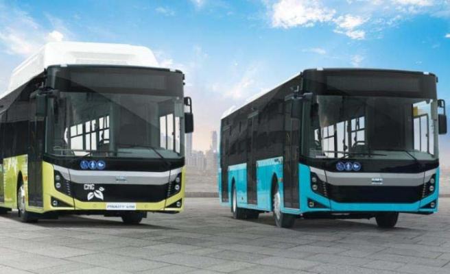 BMC 2019'da Azerbaycan'a 300 adet otobüs ihraç edecek