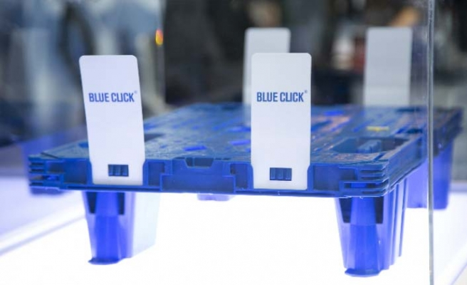 CHEP beacon teknolojili paletleriyle öne çıkıyor