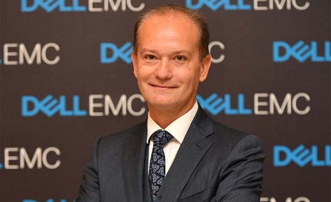 Dell EMC Türkiye Genel Müdürü Sinan Dumlu,'nun iş gündemi…
