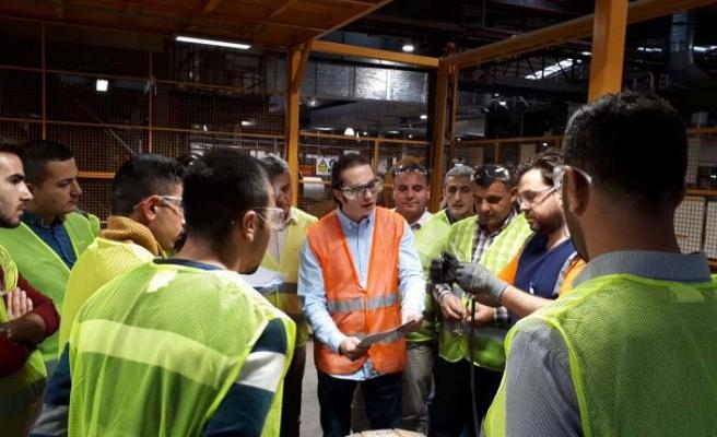 Demiryolu sektörü ürün portföyü ve çözümleri anlatıldı