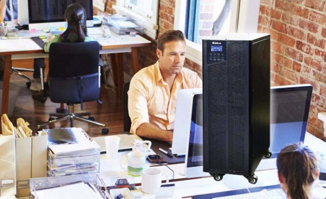 Enerji verimliliği sunan Kalia UPS