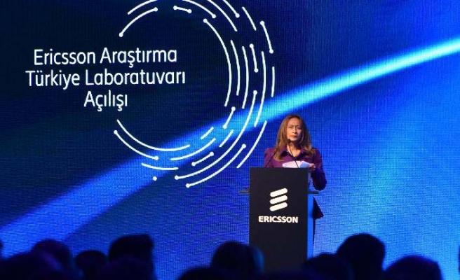 Ericsson, 11'inci araştırma laboratuvarını Türkiye'de açtı