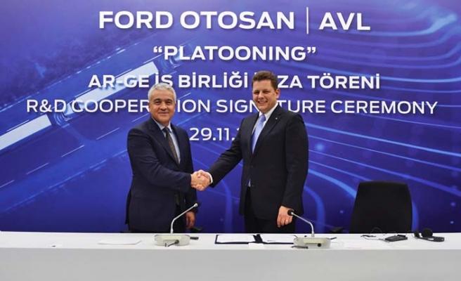 Ford Otosan ve AVL, taşımacılık sektöründe yeni bir sayfa açtı