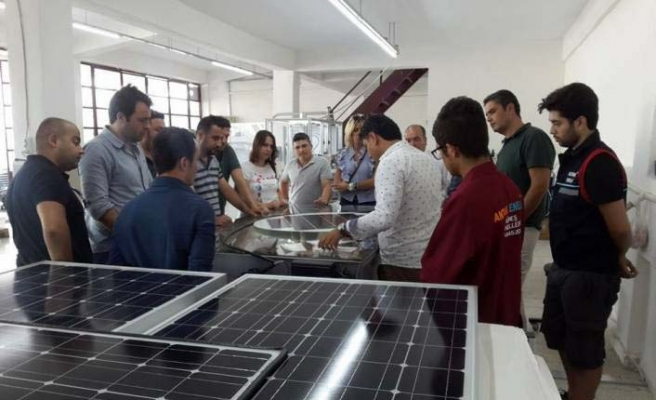 Fotovoltaik Yatırımını Geliştirmeyi Hedefliyor