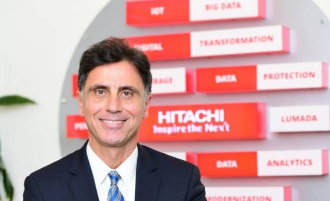 Hitachi Vantara Türkiye'ye yeni genel müdür