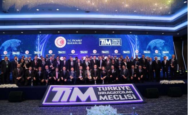Hizmet ihracatı şampiyonlarına TİM'den ödül