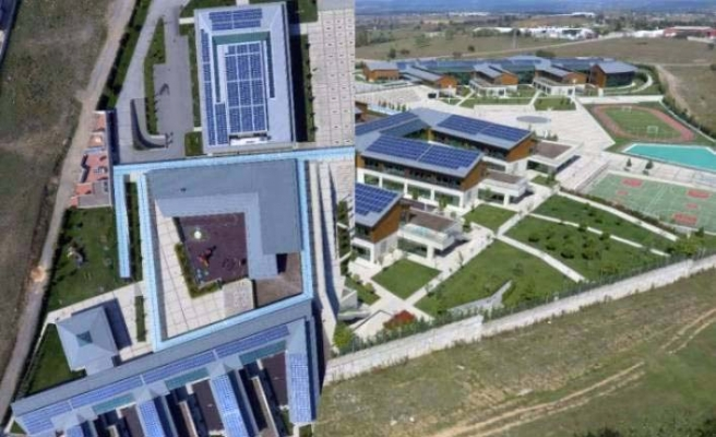 IBC Solar'dan 505 kW kurulu gücündeki çatı üstü GES projesi