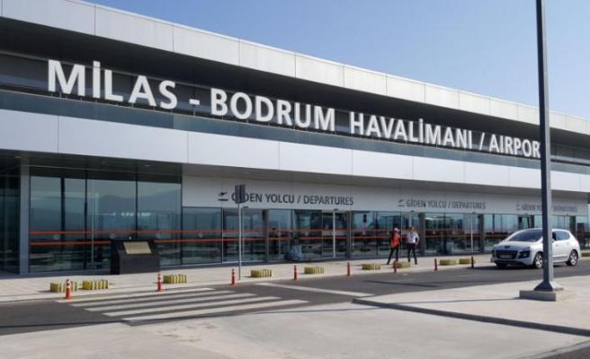 KONE, Bodrum havalimanının bütün yükünü taşıyor