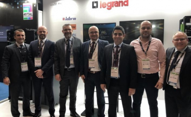 Legrand, veri merkezi çözümleriyle göz doldurdu