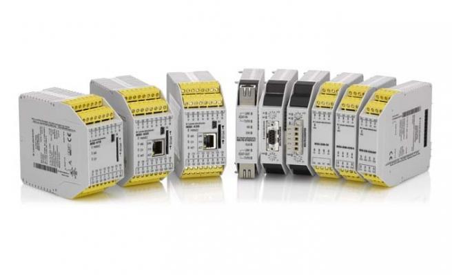 Leuze'nin yeni nesil PLC'leri hatlara verimlilik sağlıyor