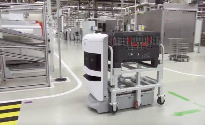 Lojistiğin akıllı robotları geliyor.