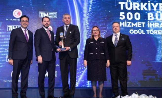 Mercedes-Benz Türk, TİM'de ödüle layık görüldü