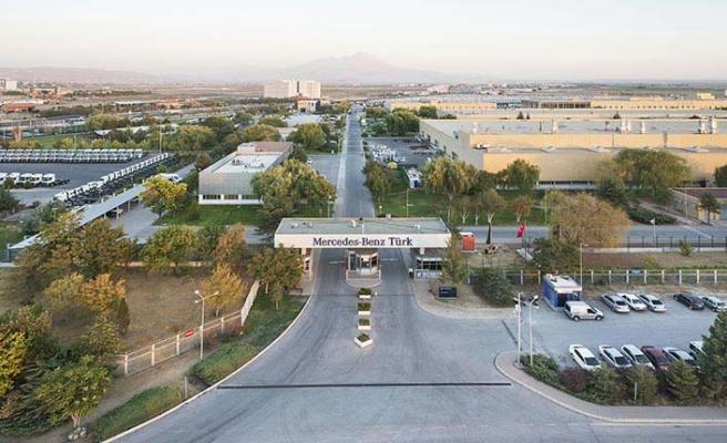 Mercedes'in kamyon fabrikası dijitalleşiyor
