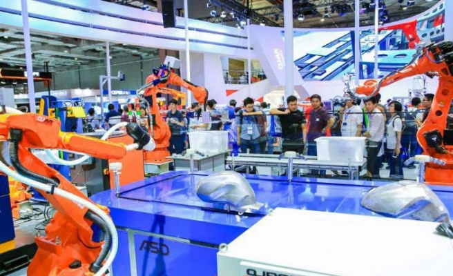 Otomasyon markaları, Çin'de buluşacak