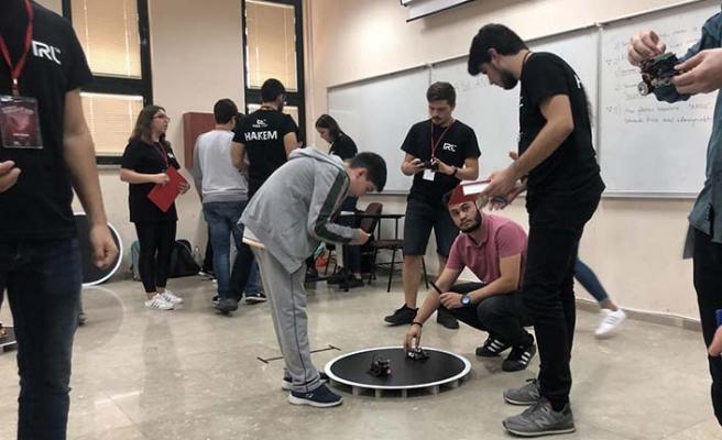 Özel Bursa Kültür Okulları BkRobotics Kulübü Türkiye 3'üncüsü oldu