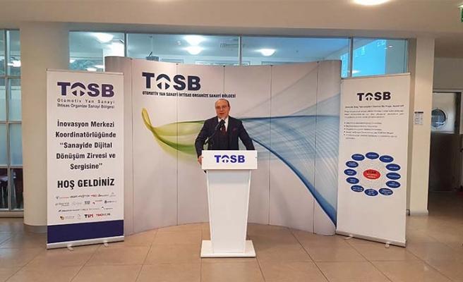 TOSB Yönetim Kurulu Başkanı Ömer Burhanoğlu'nun iş gündemi...