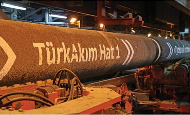 TürkAkım'a yeni boru hattı…