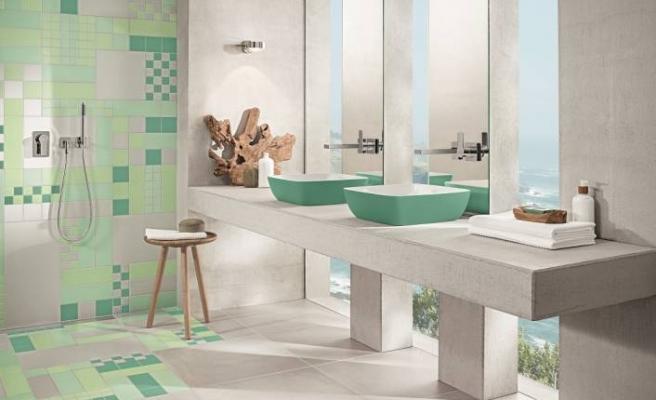 Villeroy & Boch banyoları yaşam alanlarına dönüştürüyor