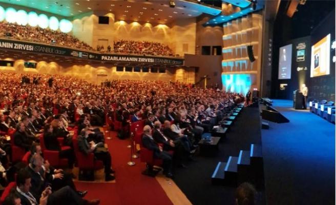 World Marketing Summit'te pazarlamanın geleceği tasarlandı