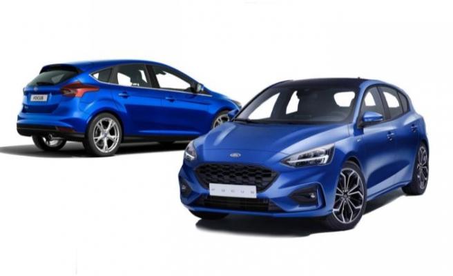 Yeni Ford Focus'a12 ödül