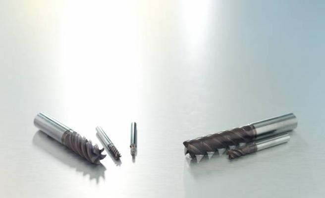 Yeni Seco parmak frezeler, takım ömrünü artırıyor