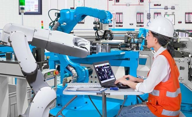 2020 yılında fabrikalarda 553 bin yeni robot çalışmaya başlayacak