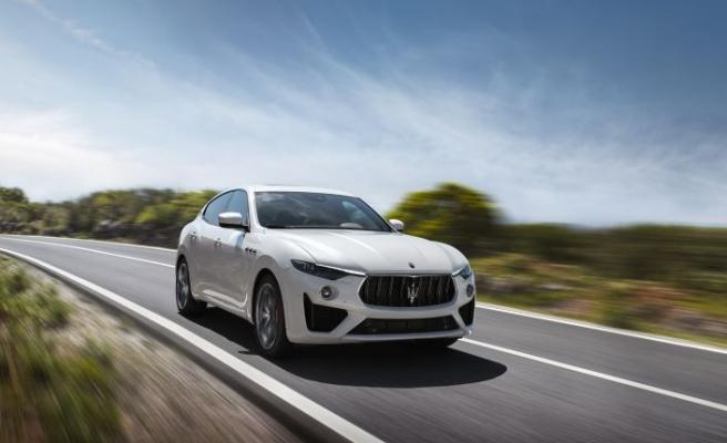 2. en hızlı Maserati Levante GTS tanıtıldı