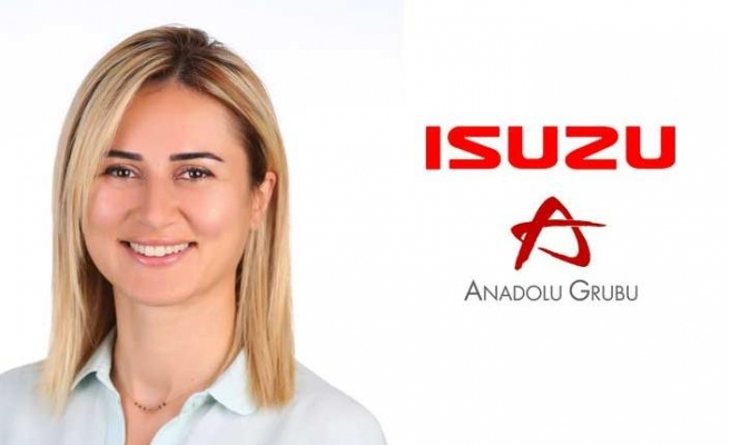 Anadolu Isuzu'nun Kurumsal İletişimine atama